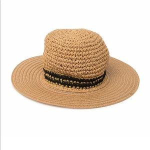 Steve Madden woven hat